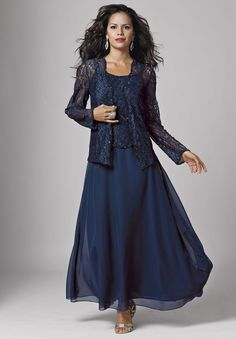 Mother Of The Bride Fall Dresses With Jackets Mothers Dresses More Dress