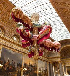 L'exposition de Joana Vasconcelos au Château de Versailles