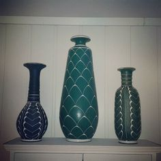 My and by christine_sannes Mid Century, Ceramics, Patterns, Instagram Posts, Vintage, Home Decor, Urn, Ceramica, Block Prints