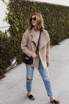 How To Elevate Your Look With A Pink Coat