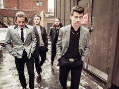 """rgonzalezchavelas: """" Arctic Monkeys In New York: The Outtakes 09 April 2014 It was mid-january in a New York studio in midtown. Arctic Monkeys flew in the night before from LA to have their. Alex Turner, Arctic Monkeys, Tame Impala, Jack Johnson, Jack White, Lollapalooza, Pearl Jam, Rock And Roll Bands, Rock N Roll"""