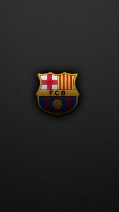Sports iPhone 6 Plus Wallpapers - FC Barelona Logo iPhone 6 Plus HD Wallpaper