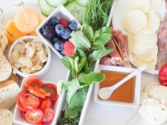 Sweet and Savory Crostini Recipes - on HGTV | Meyers Styles
