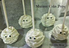 Halloween Cake Pops Cake Pops How to make Cake pops
