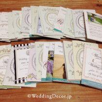 手作り結婚式DIYブログ-weddingdecor-