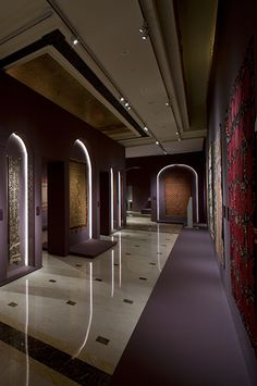 Islamic embroidery exposition