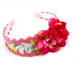 Miss Layla..can make this headband.  REALLY!