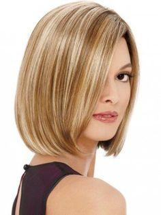 Fabulous Magic Wig World Classical Short Blonde Bob Synthetic Wig Hairstyle Short Hairstyles Gunalazisus