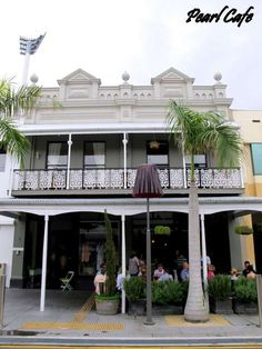 Pearl Cafe in Woolloongabba, Brisbane