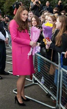 The Duke And Duchess Of Cambridge Support Development Opportunities For Young People In South London on March 27, 2015