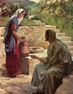 141 Best The Woman at the Well images in 2020 | Bible ...