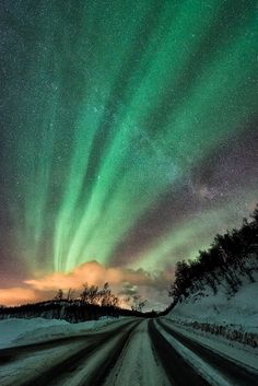 'shapes of nature' aurora