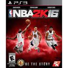 New NBA 2K16 PS3 Playstation 3 game Best Price FREE FAST SHIPPING Latest!!!!