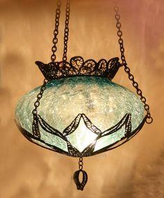 I like this pendant light Turkish Decor, Turkish Lamps, Moroccan Lamp, Moroccan Lanterns, Room Lights, Hanging Lights, Turkish Fashion, Turkish Style, Chandeliers