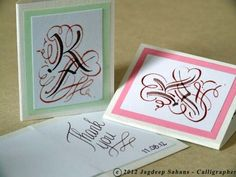 Thank you Tags for wedding favours by Jagdeep Sahans, via Behance Place Names, Thank You Tags, Wedding Favor Tags, Wedding Calligraphy, Favors, Behance, Thank You Labels, Presents, Diy Wedding Calligraphy