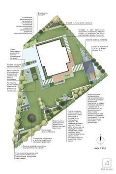 MIA studio / projekt nowoczesnego ogrodu