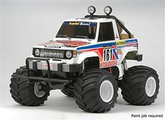 #robotics In January 1983, the first Montero made its debut at the #Paris Dakar Rally, taking first place in 1985 at only the third attempt. To date, the Montero...