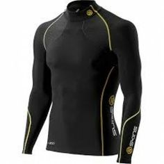SKINS MEN'S LONG SLEEVE TOP SKINS proven engineered gradient compression improves circulation and gets more oxygen to your muscles, helps reduce muscle vibration when you're active, meaning less muscle damage and less pain later. Adventure Outfit, Improve Circulation, Best Natural Skin Care, Outdoor Gear, Wetsuit, Long Sleeve Tops, Men's Clothing, Muscles