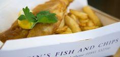 Rick Stein's Fish 'n' Chips