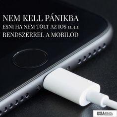 Nem kell pánikba esni ha nem tölt az iOS rendszerrel a mobilod Ios 11, Tech, Apple, Iphone, Technology, Apples