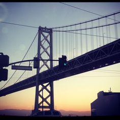 Bay Bridge- San Francisco, CA