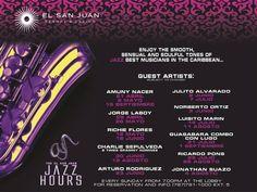 Jazz @ El San Juan Resort & Casino, Isla Verde