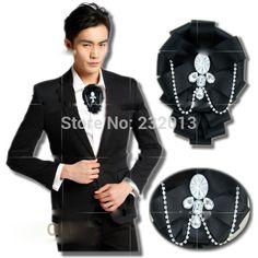 Cravat Tie, Men Ties, Groom And Groomsmen, Beadwork, Arrow, Leather Jacket, Bows, Brooch, Jackets