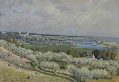The Terrace at Saint-Germain, Spring