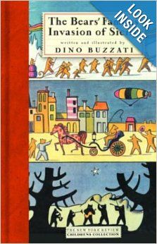 The Bears' Famous Invasion of Sicily (New York Review Children's Collection): Dino Buzzati, Frances Lobb: 9781590170762: Amazon.com: Books