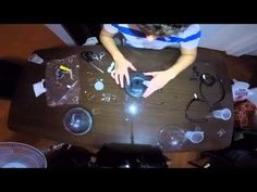 Tutorial Dome caseira Gopro - YouTube Gopro Diy, Youtube, Youtubers, Youtube Movies
