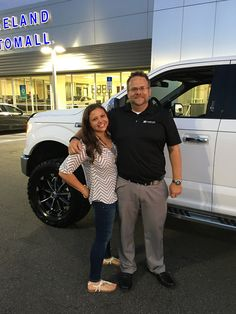 """Mr. Amig came into Lakeland Automall in the hopes of finding a new vehicle. With the help of salesman Lawrence Christian, Mr. Amig left with a brand new 2016 Ford F-150! """"I had an excellent visit. Lawrence was very informative and easy-going. He provided great service!"""" Thank you Mr. Amig! We really appreciate your business here with us! We hope that you are enjoying your brand new Ford F-150 and please; if there is anything that we can do, don't hesitate to ask… We are here to help…"""