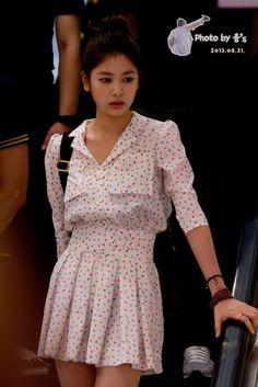 Jung So Min 정소민 Young Actresses, Korean Actresses, Korean Actors, Jung So Min, Her Cast, Playful Kiss, Blackpink Photos, Blackpink Jennie, Girl Crushes