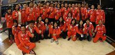 Covesia.com - Tim pebulutangkis Indonesia, Thomas dan Uber Cup telah sampai di kota Kunshan, China pada Kamis (12/5) pukul 10.30 waktu setempat, setelah...
