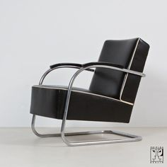 i love the chair blog (Art Déco lounge chair by Mauser Werke)