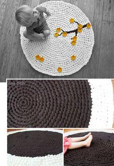 alfombras #crochetXL