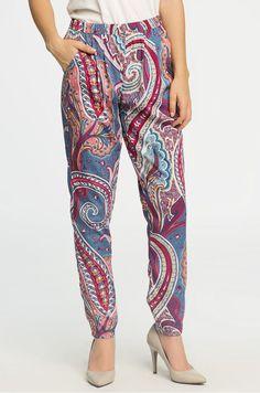 #spodnie #printy #answear #vumag #only #moda Parachute Pants, Harem Pants, Fashion, Moda, Harem Jeans, Fashion Styles, Harlem Pants, Fasion, Harem Trousers