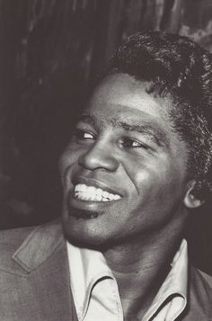 James Brown...the one and only.