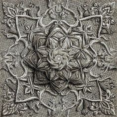 Extremely Detailed Ink Drawings - InsaneTwist