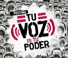 """14 artistas y bandas nacionales estarán en el Festival """"Tu voz es tu poder"""""""