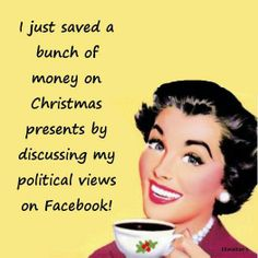 Considering what one cup of coffee does to me, I think I would probably DIE if I tried this. Bitch, Retro Humor, Political Views, E Cards, My Coffee, Drink Coffee, Coffee Break, Coffee Time, Morning Coffee