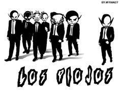 Los Piojos