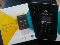 WorldPay Zinc | Customer Photo - Aurora Bouquets