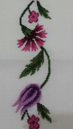 1 million+ Stunning Free Images to Use Anywhere Cross Stitch Borders, Cross Stitch Flowers, Cross Stitch Designs, Cross Stitching, Cross Stitch Patterns, Embroidery Patterns Free, Embroidery Stitches, Hand Embroidery, Crochet Patterns