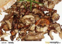 Škvarky z masáků (růžovek) recept - TopRecepty.cz Pulled Pork, Stuffed Mushrooms, Beef, Ethnic Recipes, Food, Cooking, Shredded Pork, Stuff Mushrooms, Meat