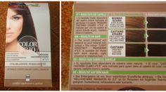 Review » Tinta per capelli Color Brio by Bottega Verde (n° 5.5) | » Cookies, tea & make-up