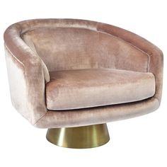 Found it at Wayfair - Bacharach Swivel Arm Chair