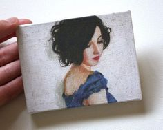 Etsy Finds: Tiny Artwork for (Sm)all spaces