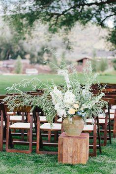 Photography: Kate Osborne Photography - kateosbornephotography.com Read More: http://www.stylemepretty.com/little-black-book-blog/2014/04/11/beautiful-high-star-ranch-wedding/