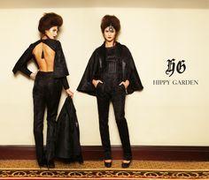 HIPPY GARDEN Elegantan kombinezon  Visoka moda i originalne kreacije poslastica su svih pravih ljubitelja mode. HIPPY GARDEN #couture kolekcija je fluidna s ubačenim transparentnim dijelovima visoko vrijedne svile i brokata, a silueta je vrlo profinjena i elegantna. HIPPY GARDEN Showroom Masarykova 5 http://www.hippygarden.net/en_US/product/elegantan-kombinezon