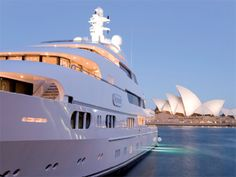 Nothing like having friends that own yachts.  This one is owned by my friend Cliff in Brisbane, Australia